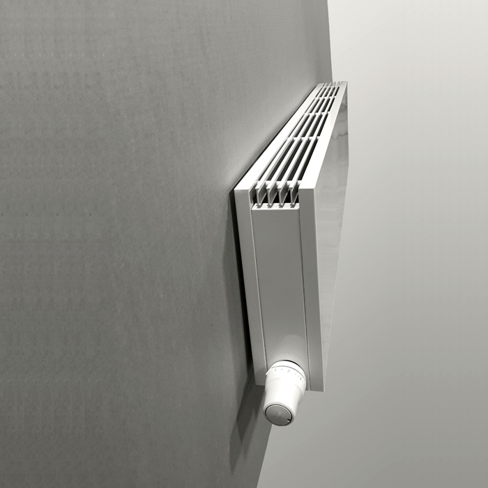 itermic ITW series wall convector