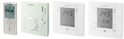 Thermostats and controllers assortment
